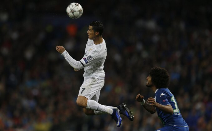 Fantastični Ronaldo poslao Real u polufinale!