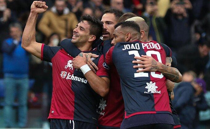 Kup Italije - Kada Kaljari i Sampdorija igraju, sve pršti! I Sardi pobeđuju!