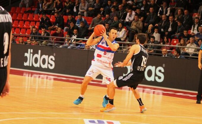 ABA - Poraz Partizana, Aranitović 'svetla tačka'