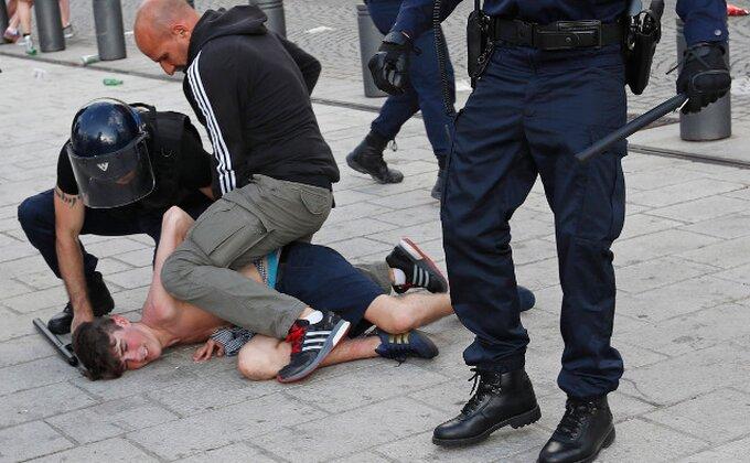 Policajci povređeni u tuči posle fudbalske utakmice u Makedoniji