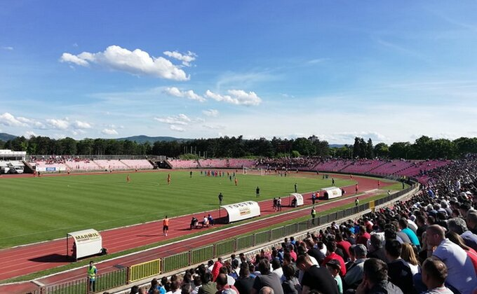 ZVANIČNO - Ruši se ''Čika Dača'', u Kragujevcu ''niče'' jedan od najvećih i najboljih stadiona ''u ovom delu Evrope''!