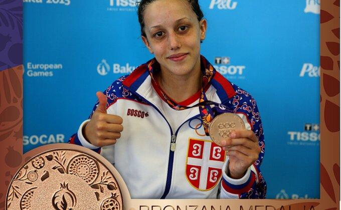 EI - Anja Crevar uzela bronzu!