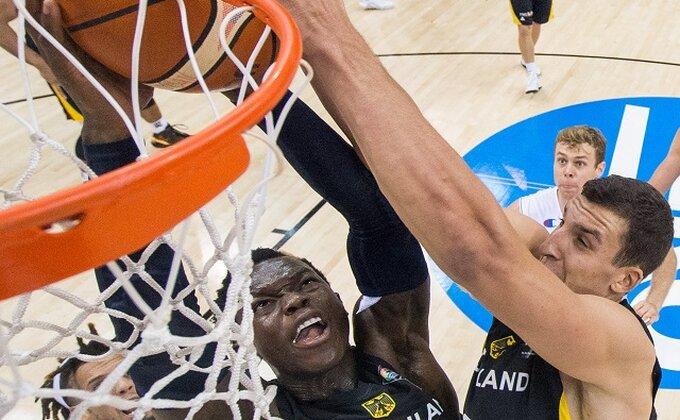 Nemci bez jednog od najboljih na Evrobasketu