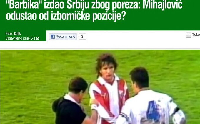 Hrvati: ''Miha izdao Srbiju!?''