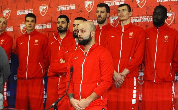 Jagodić-Kuridža - Nije stigao u najboljem trenutku, kakvi su mu prvi utisci o Zvezdi?