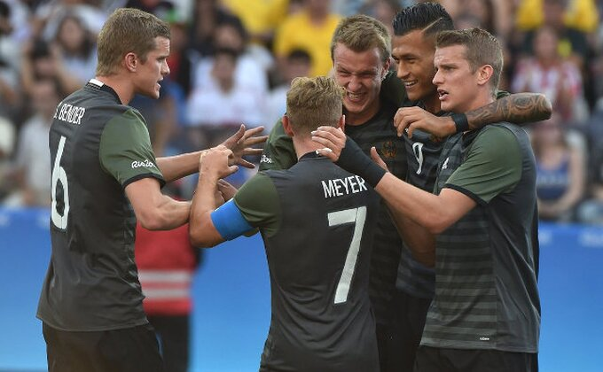 OI - Nemačka drugi finalista