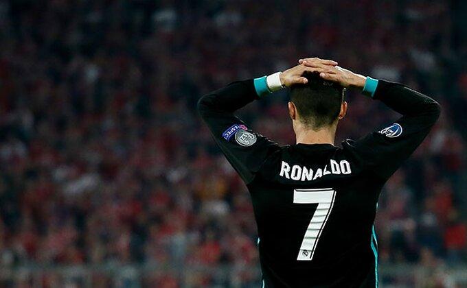 Šta je sa Ronaldom?