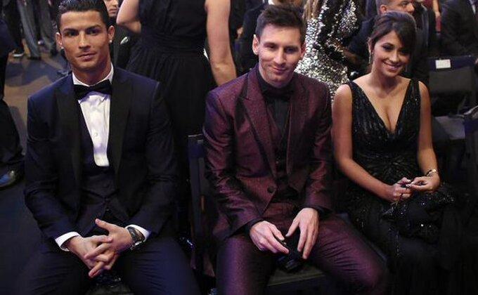 Antonela blistala uz Mesija, a gde je Ronaldova Irina?