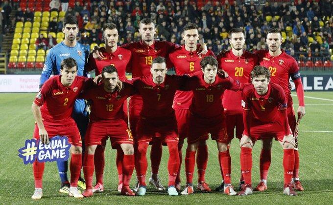 Euro 2020 (kval.) - Crnogorcima bod posle silnih problema, Srbija na dnu