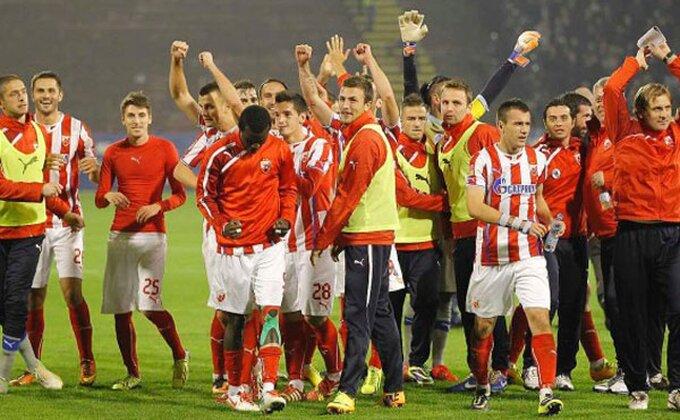 Zvezdini fudbaleri nagrađeni za pobedu u derbiju!
