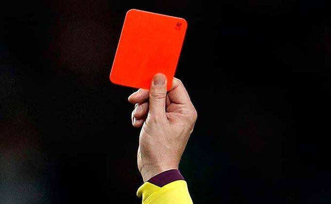 Makedonac dobio crveni karton zbog neviđene gluposti