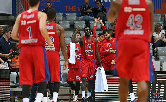 EL: CSKA lako do pobede u moskovskom derbiju