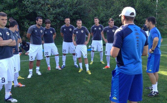 Milojević: ''Večeras uživamo, pa se spremamo za OFK''