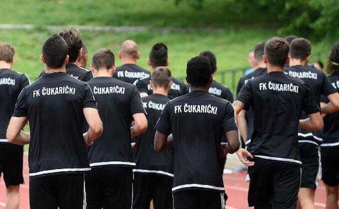 "Zorić: ""Nismo favoriti protiv Spartaka"""