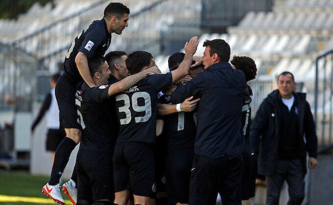 Crnogorska veza donela Partizanu nova tri boda!