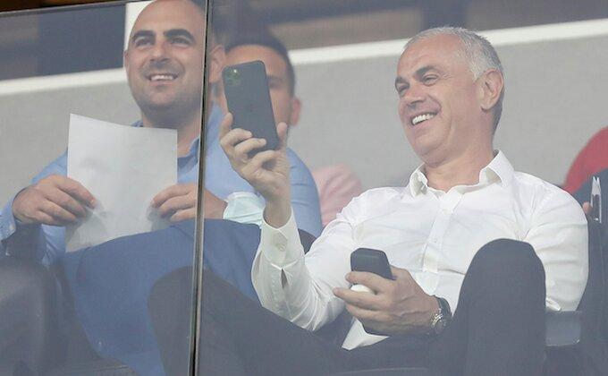Terzić potcenjivački o Partizanu, potkačio i ''katastrofalnog'' Simovića!