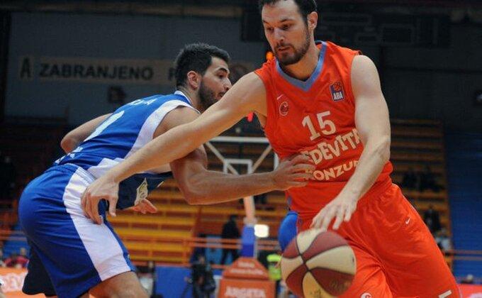 Šta bi ovo, Cedevita zaledila Zadar na -58!