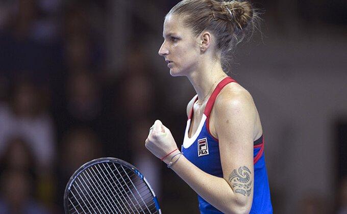 Pliškova osvojila turnir u Dohi