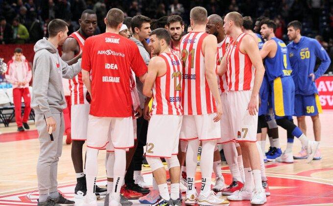 Da li je koronavirus uplašio Zvezdine košarkaše u Madridu? Biće vam jasno kad vidite ovo!