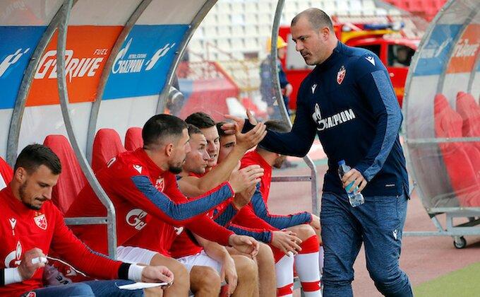 Stanković gleda ka derbiju: ''Prava najava''