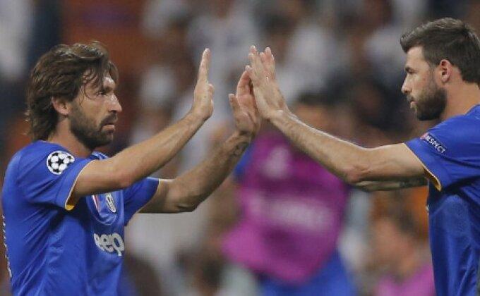 Pogledajte slavlje fudbalera Juventusa!