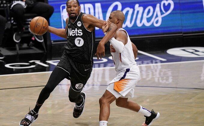 Osipa se Bruklin, odlazak koji će prodrmati NBA
