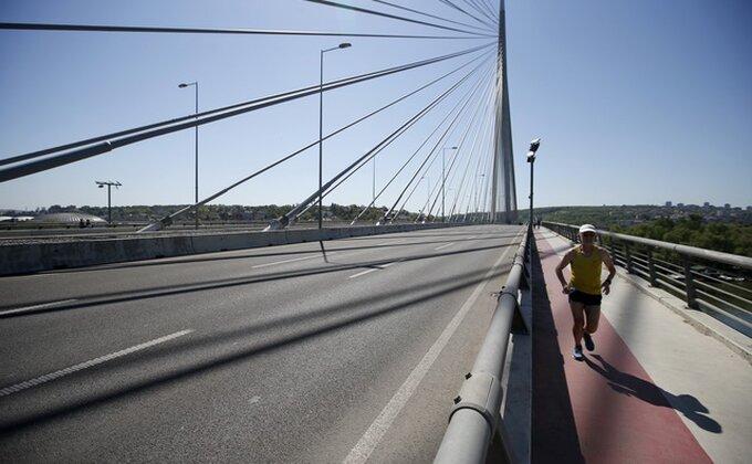 Zakazan Beogradski maraton!
