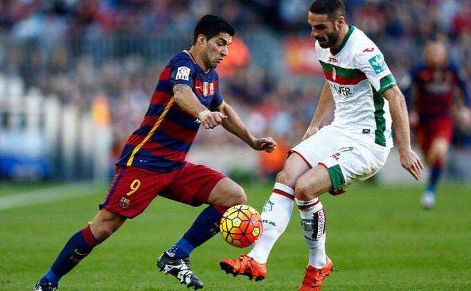 Barsa ne odustaje - Nova žalba zbog Suareza!