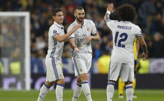 Redovno ga sele, a on je postigao prvi gol Reala u 2017. godini!