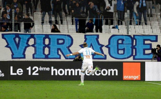 Liga 1 - Pobede Liona, Nice i Marseja, golovi Depaja i Pajea