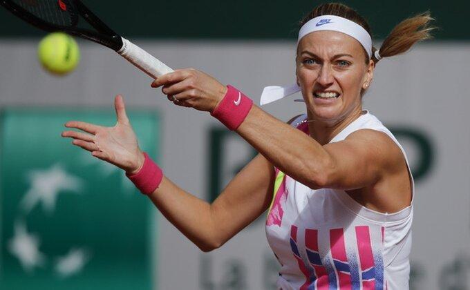 Kvitova u polufinalu Rolan Garosa