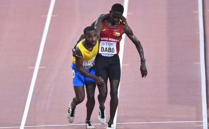 Najlepša sportska priča dana, ovacije u Dohi!