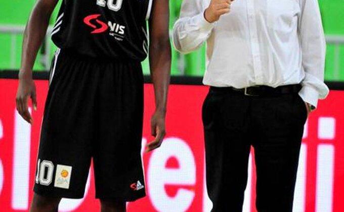 Boris Dalo sjajno predstavio Partizan, novajlija je oduševljen!