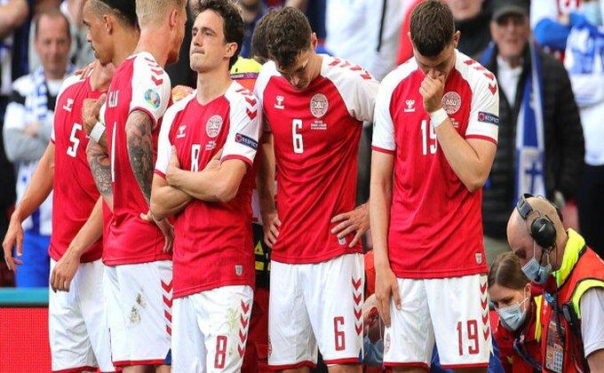 Prvi čovek danskog fudbala otkrio, kako su saigrači rešili da se oduže Eriksenu