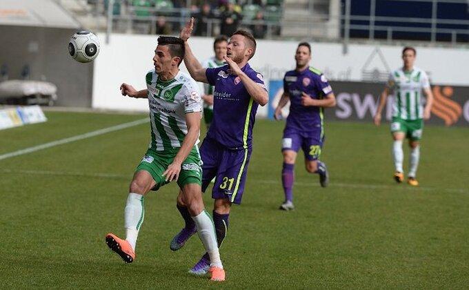 Aleksić preporođen - Peti gol na poslednje četiri utakmice!