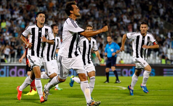 "Partizan spakovao tri gola u mrežu ""ribara"""