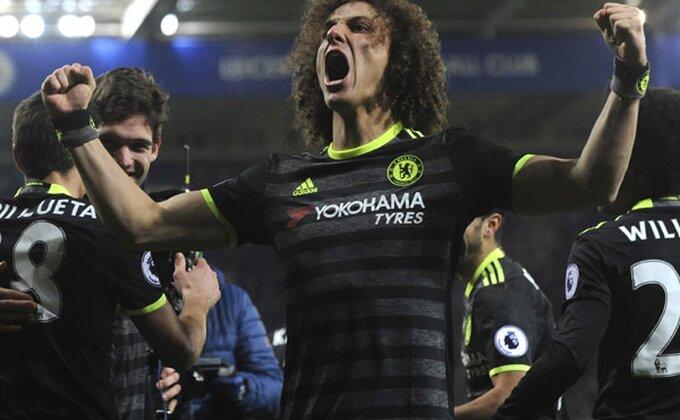 David Luiz se iznervirao zbog tvita upućenog njemu!