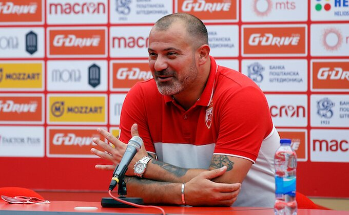 Stanković: ''Moramo da budemo spremni na mečeve gde rival želi da se nadmeće''