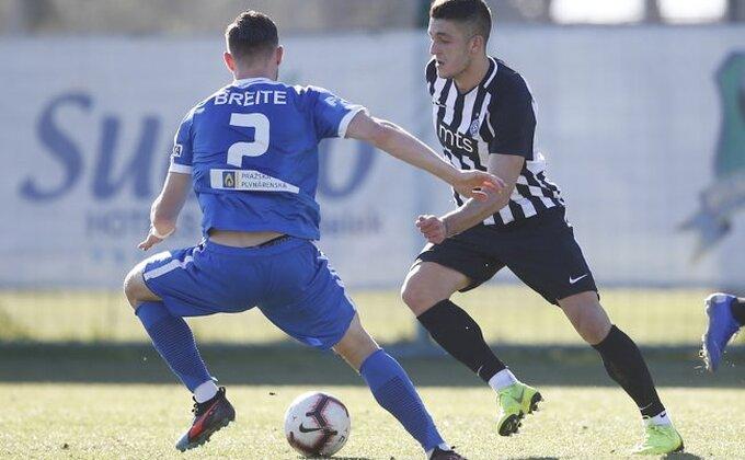 U Partizanu nije uspeo, sad je pojačao Velež!