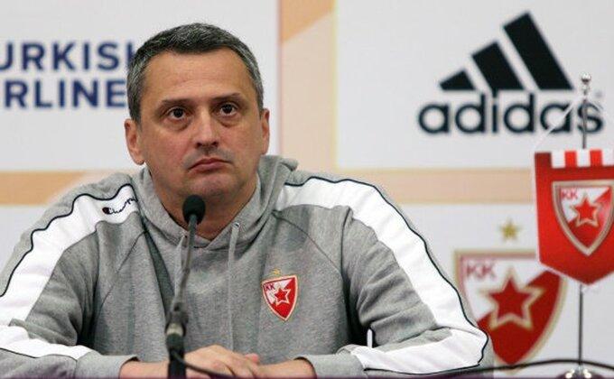 """Radonjić: """"Plasman u TOP 16 bio bi ogroman uspeh"""""""