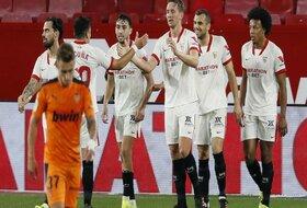 De Jong zatrpao mrežu Valensije, Sevilja u četvrtfinalu Kupa kralja!