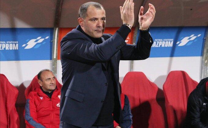 Stanković kritikuje: ''Sa strahom se ne igra fudbal, treba imati onu stvar!''