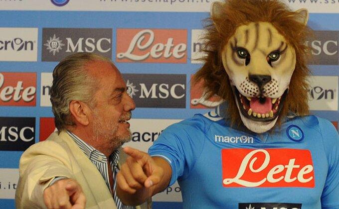 De Laurentis popustio, Gvardiola trlja ruke, ali ne samo on!