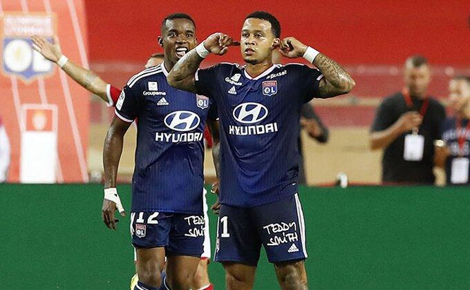 Derbi na startu Lige 1 pripao Lionu i to ubedljivo, pričaće se o sudiji i golmanu Monaka!