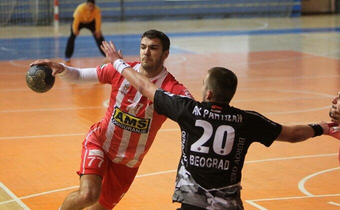 Partizanu derbi protiv Zvezde, fenomenalni Stevanović!