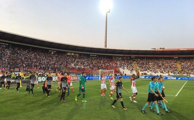 Koji fudbaleri Zvezde i Partizana će u četvrtak morati da se čuvaju žutih kartona?