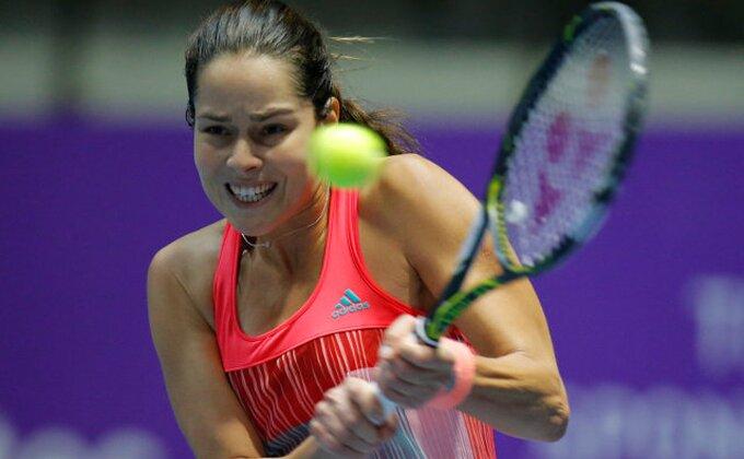 Ivanovićeva stala u četvrtfinalu Dubaija