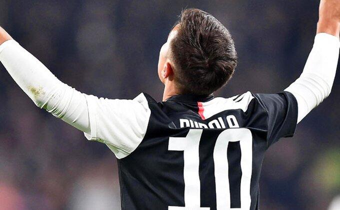 Dupli je prošlost, pogledajte ŠESTODUPLI pas Juventusa i gol!