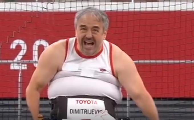 Dimitrijević doneo Srbiji treću medalju na POI!