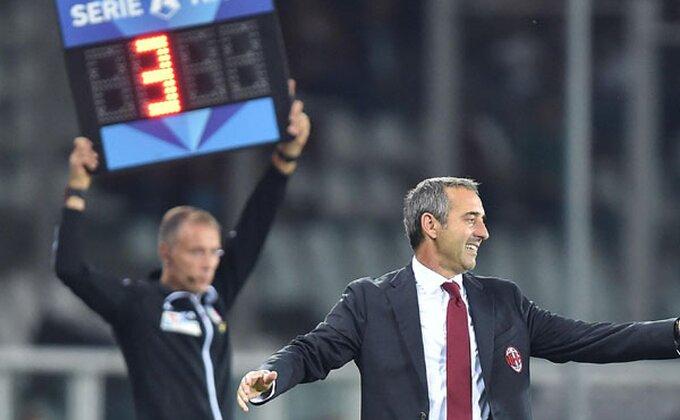 Đampaolo objasnio - Milan igra lep fudbal!